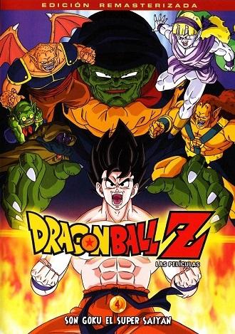 Goku es un Super Saiyajin