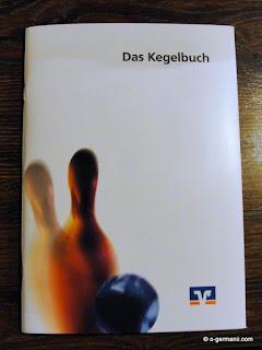 обложка журнала кегельклуба