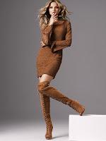 Kleidungsstücke aus Wildleder feiern ihr Comeback