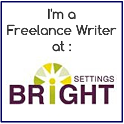 Check out my blog posts at Bright Settings!