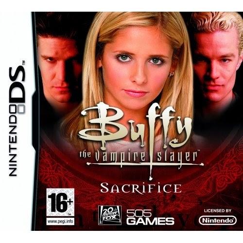 Buffy the Vampire Slayer Sacrifice (Español) (Nintendo DS)