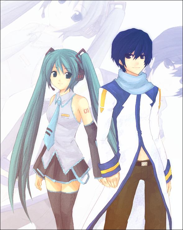 Imagenes de Vocaloid Vocaloid__Miku_Kaito_collab_by_darkywarky