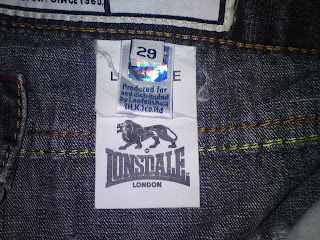 TRIPBUNDLE: Jeans LONSDALE..