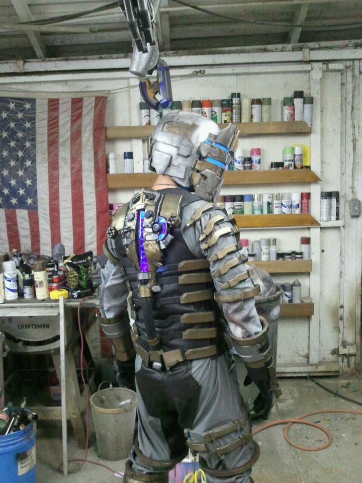 Astronaut costume diy