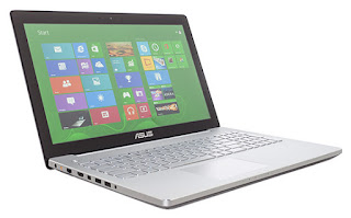 Asus N550JV for windows xp, 7, 8, 8.1 32/64Bit Drivers Download
