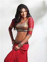 Actress Vijayalakshmi navel