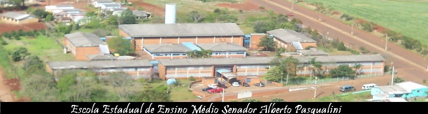 Escola E.E.M. Senador Alberto Pasqualini-CIEP