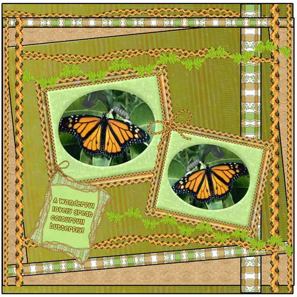 Okt.2011 .Lovely Butterfly