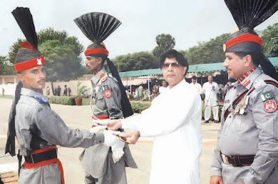 Wazir e Dakhla Chaudhry Nisar says