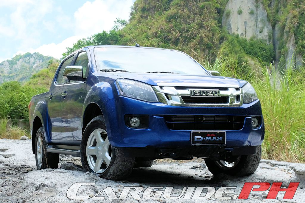 battle hardened warrior off roading with the isuzu d max philippine car news car reviews. Black Bedroom Furniture Sets. Home Design Ideas