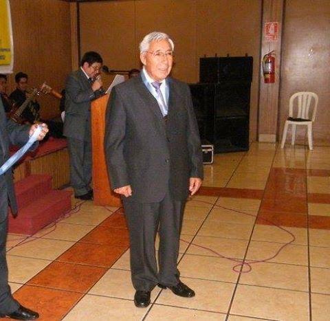 FALLECIO PRO. ELIO MACHADO PAREDES