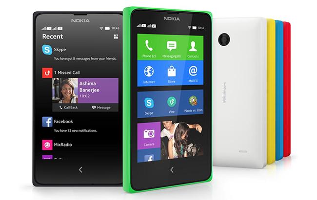 Nokia X frente a la actual gama de entrada Android