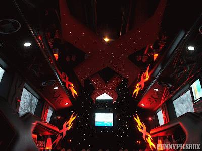 hummer interior 7