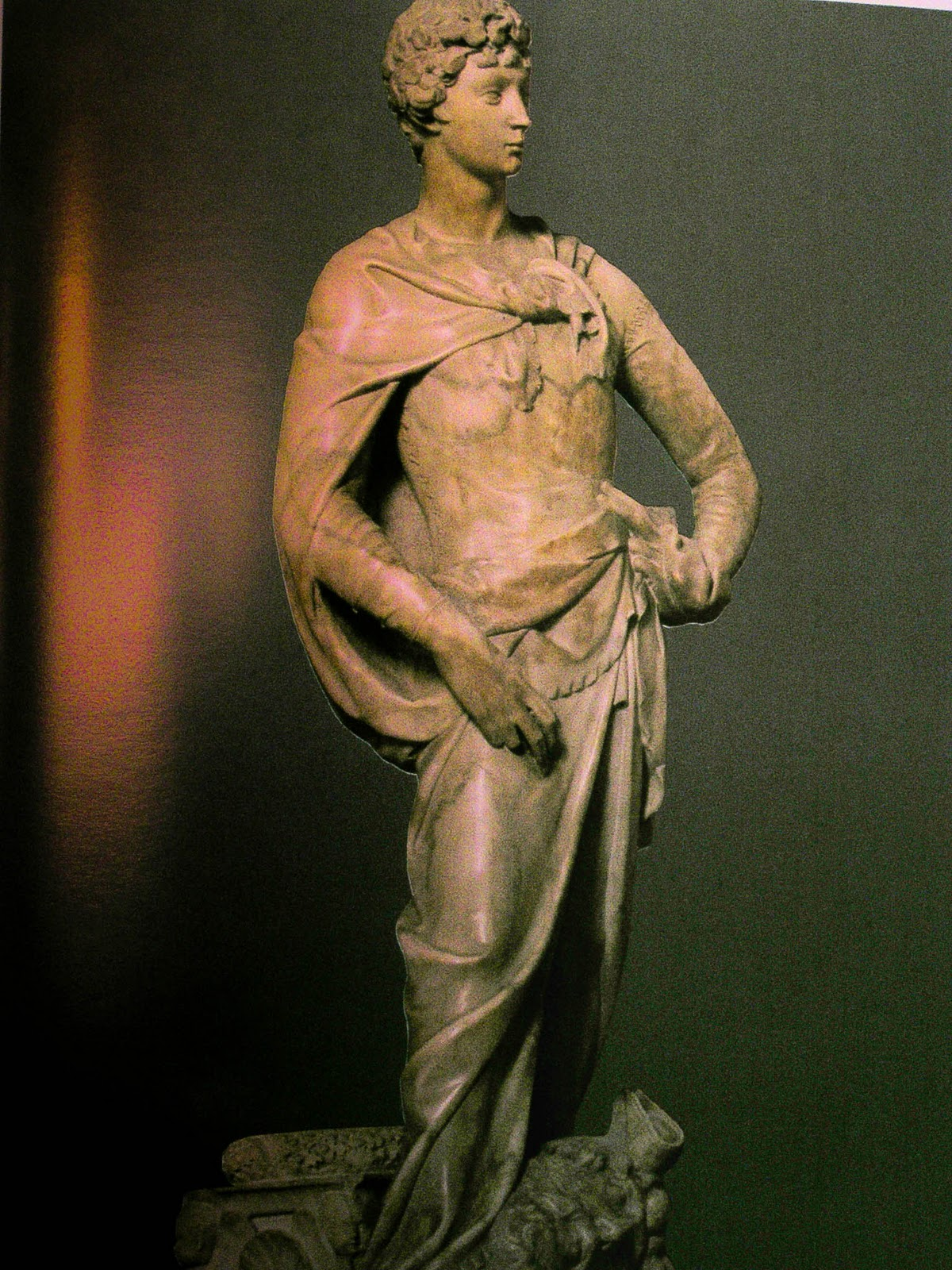 essay on donatello Read david sculptures free essay and over 88,000 other research documents david sculptures donatello, whose david was the.