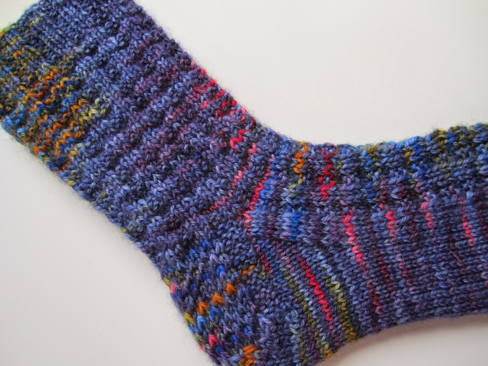 Down Cloverlaine: A Sampler of Socks