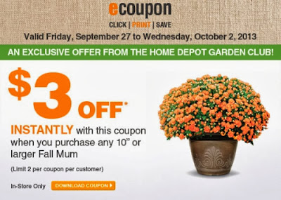 Canadian Daily Deals Home Depot Garden Club 3 Off Large