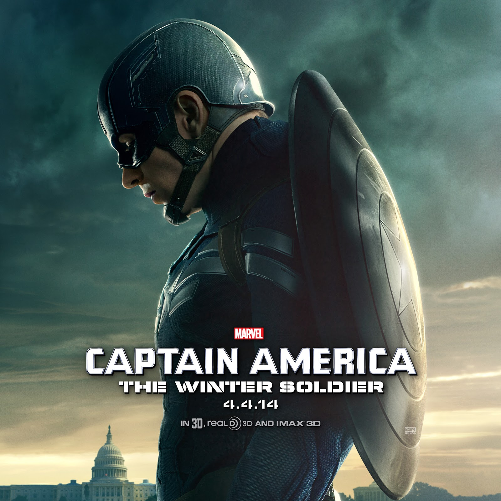 captain america the winter soldier ipad wallpaper free