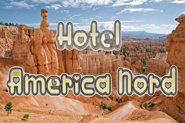 Hotel da Sogno in America del Nord