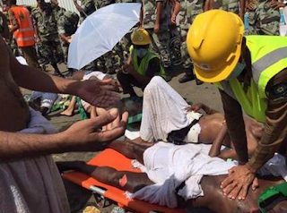 Penyebab Insiden Lempar Jumrah Mina 2015