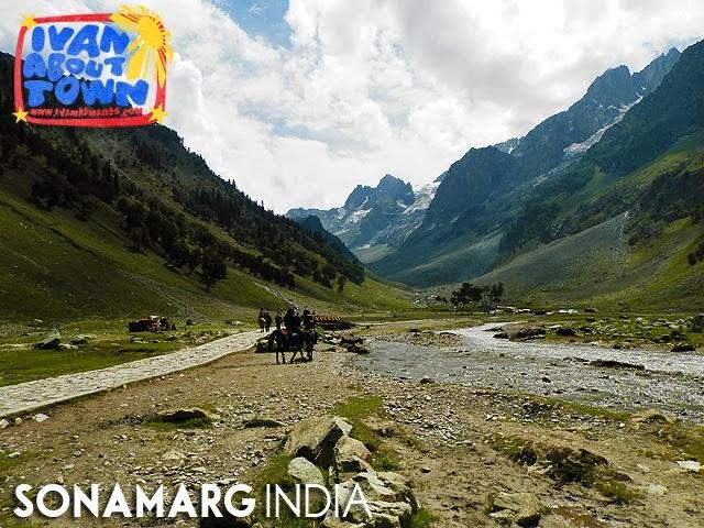 Sonamarg, Kashmir, India