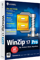 Free Download WinZip Pro 17.0 Build 10381 with Keygen Full Version