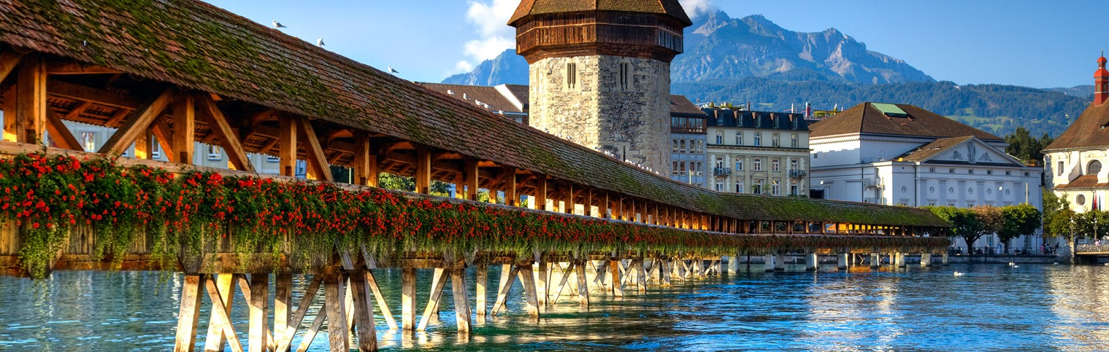 Люцерн Сердце Швейцарии фоторепортаж solomatin