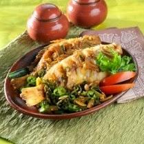 Resep ikan Nila Lombok Ijo