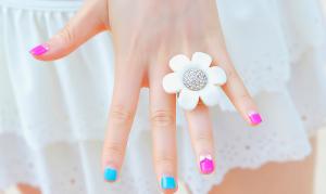 nail and art Desenhos de Decoração de Unhas
