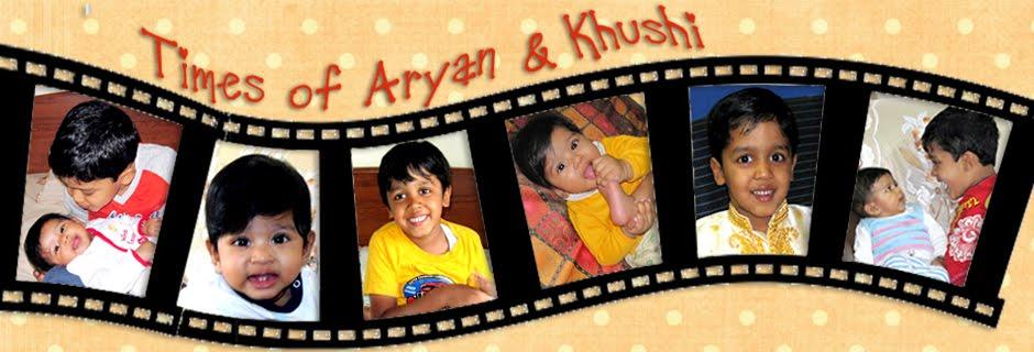 Times of Aryan n Khushi