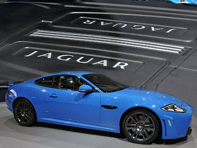 new sports cars 2012. The 2012 XKR-S New Jaguar