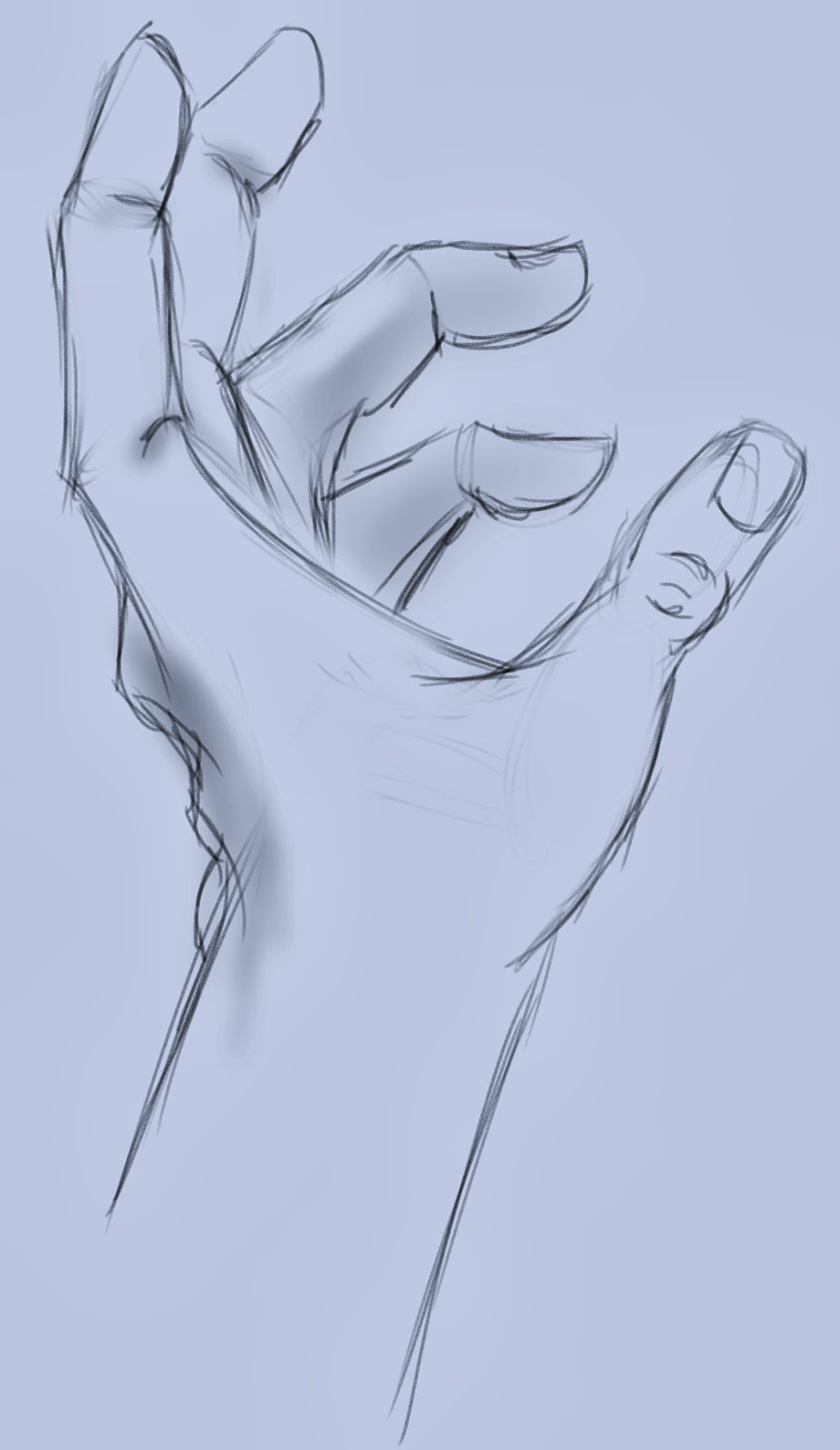 Learning to figure draw and paint drawing hands for Learning to paint and draw