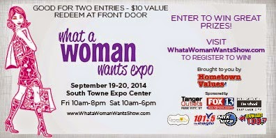 What a Woman Wants expo: Essential Oils