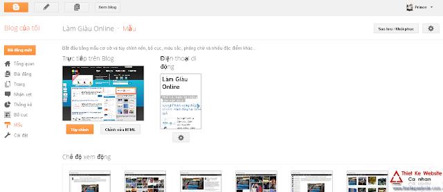 giao+dien Những nâng cấp mới cho blogspot   Đã gần như website chuyên nghiệp