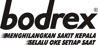 BODREX menghilangkan sakit kepala