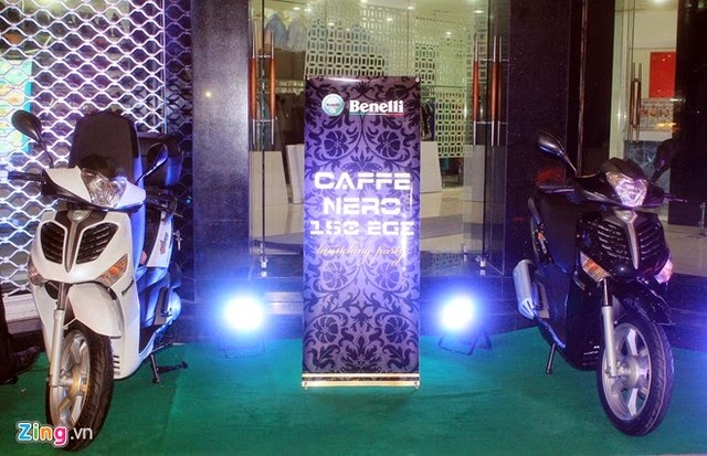 Benelli Caffe Nero