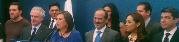 Xochitl Galvez precandidata