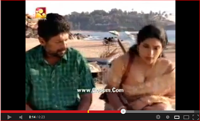 Praveena shoking cleavage