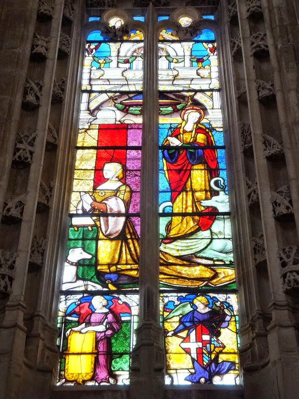 Ain Bourg-en-Bresse monastère Brou