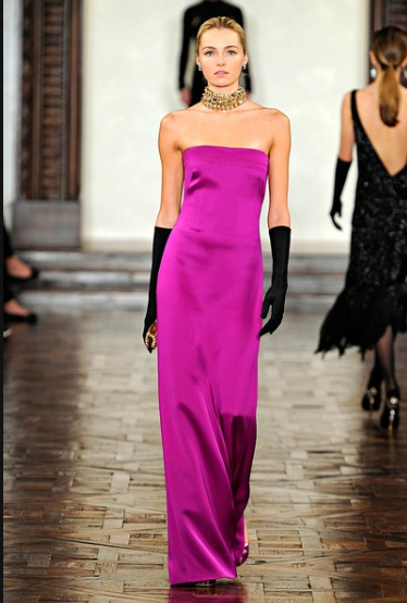 Ralph Lauren Fall Collection 2012