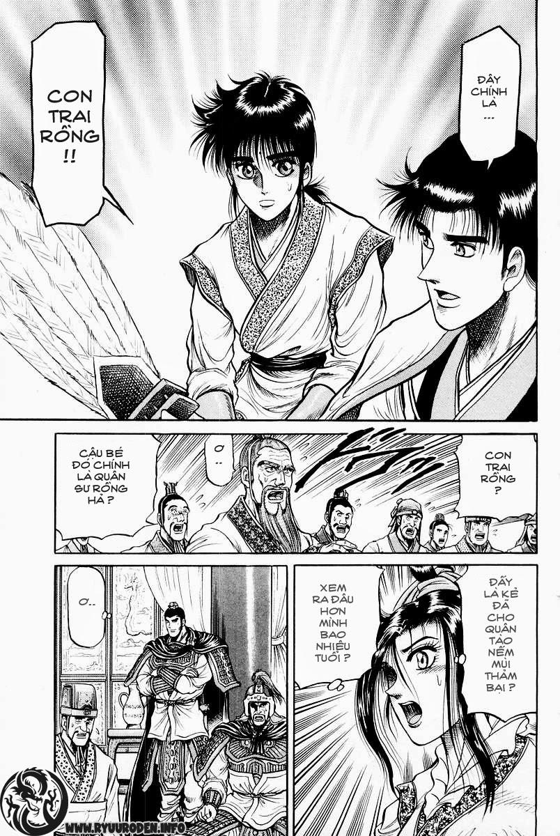 Chú Bé Rồng - Ryuuroden chap 31 - Trang 23