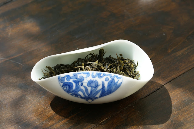 verseuse en porcelaine chinoise