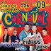 Ganhe cortesias para a Festa de Carnaval em Caio Prado