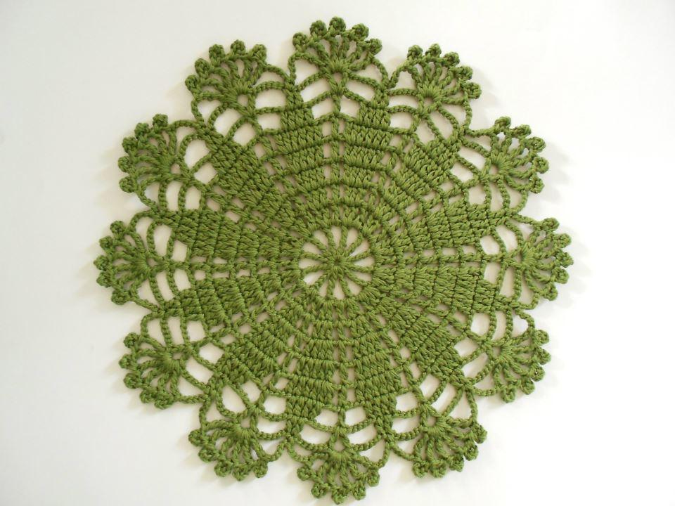 Firefly Crochet Crochet Potholders Round Triangle Chart From