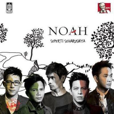 """Lounching Album NOAH band """"Seperti Seharusnya"""" serentak di 5 Negara"""