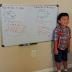 Conheça o Miguel: criança de 4 anos de idade com uma habilidade incrível com a Matemática