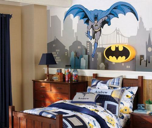 Papel De Parede Para Quarto Batman ~ de serem bem f?ceis de manusear, pode dar a decora??o de quarto de