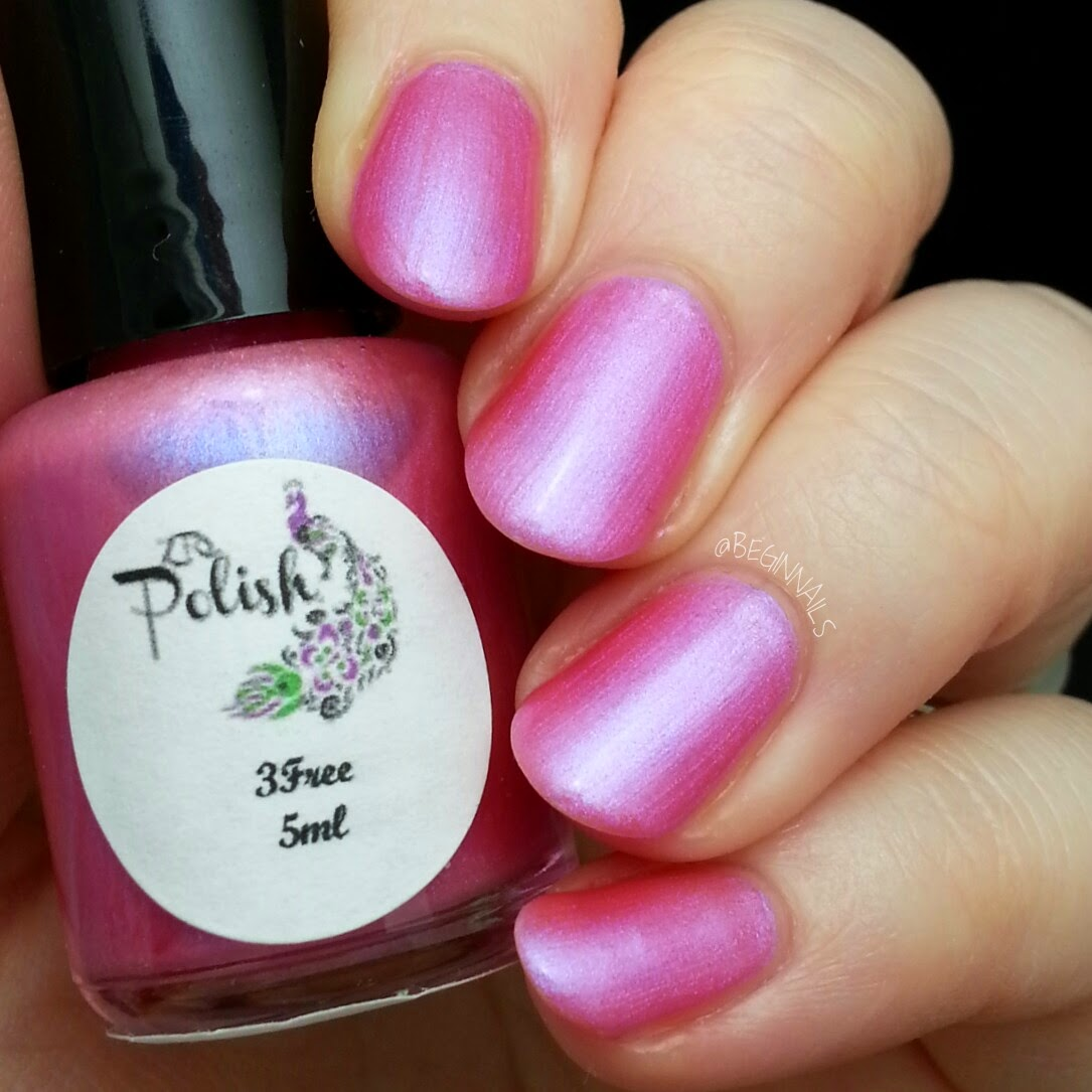 Let\'s Begin Nails: ZR\'s Polish Behati Collection Swatch and Review