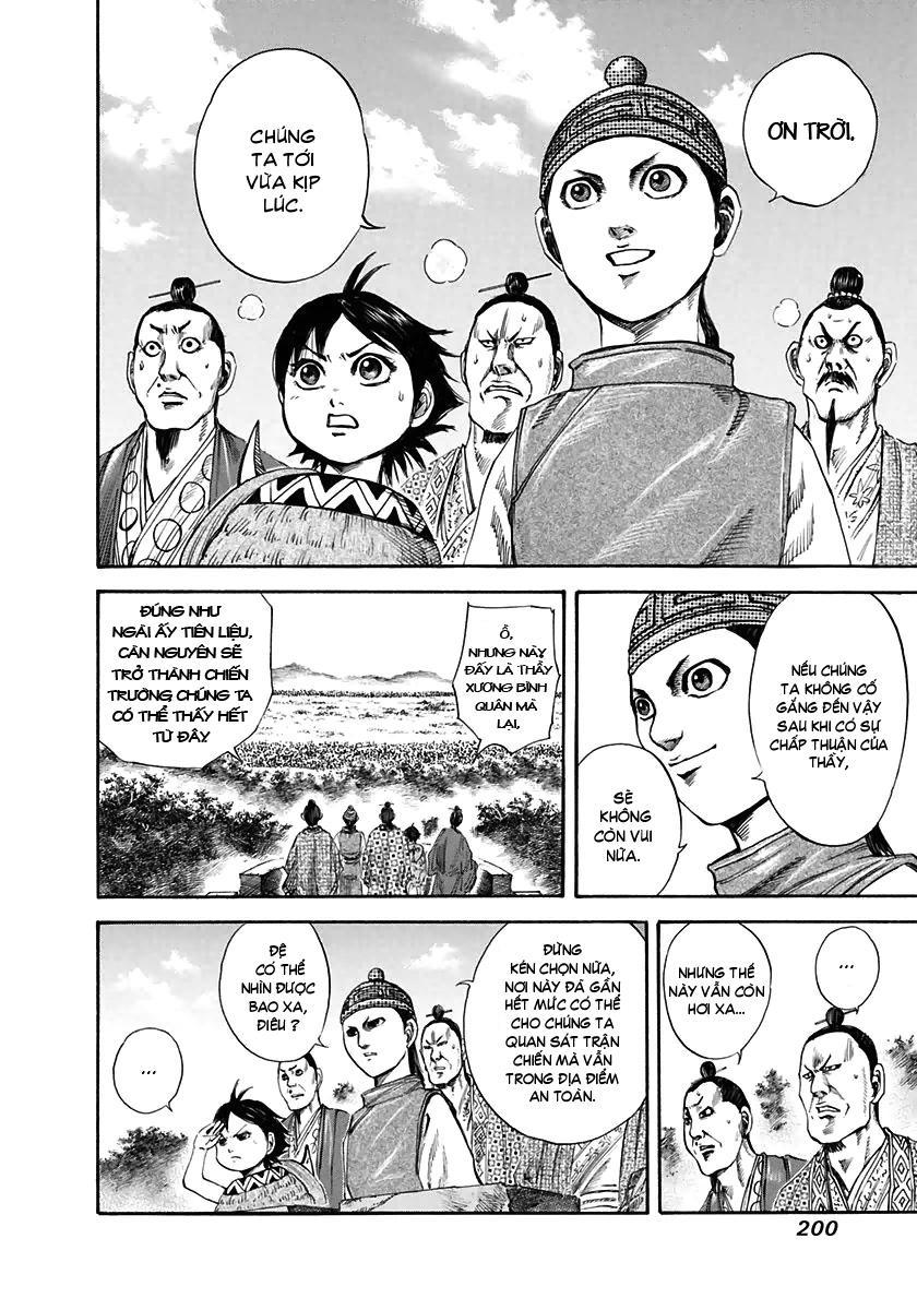 Kingdom - Vương Giả Thiên Hạ Chapter 118 page 11 - IZTruyenTranh.com
