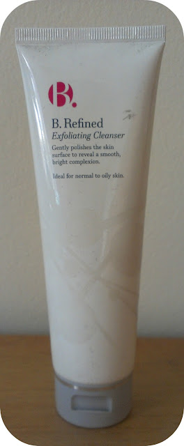 B. Refined Exfoliating Cleanser