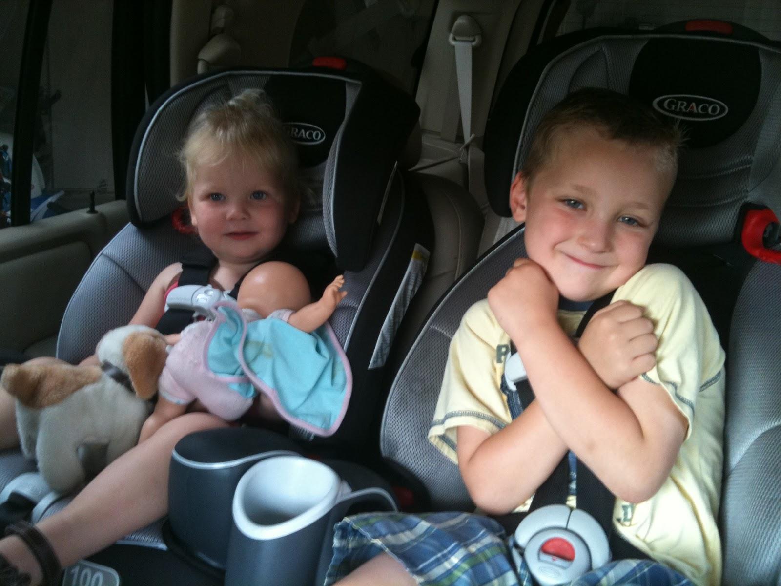 Toddler In Car Seat Meme
